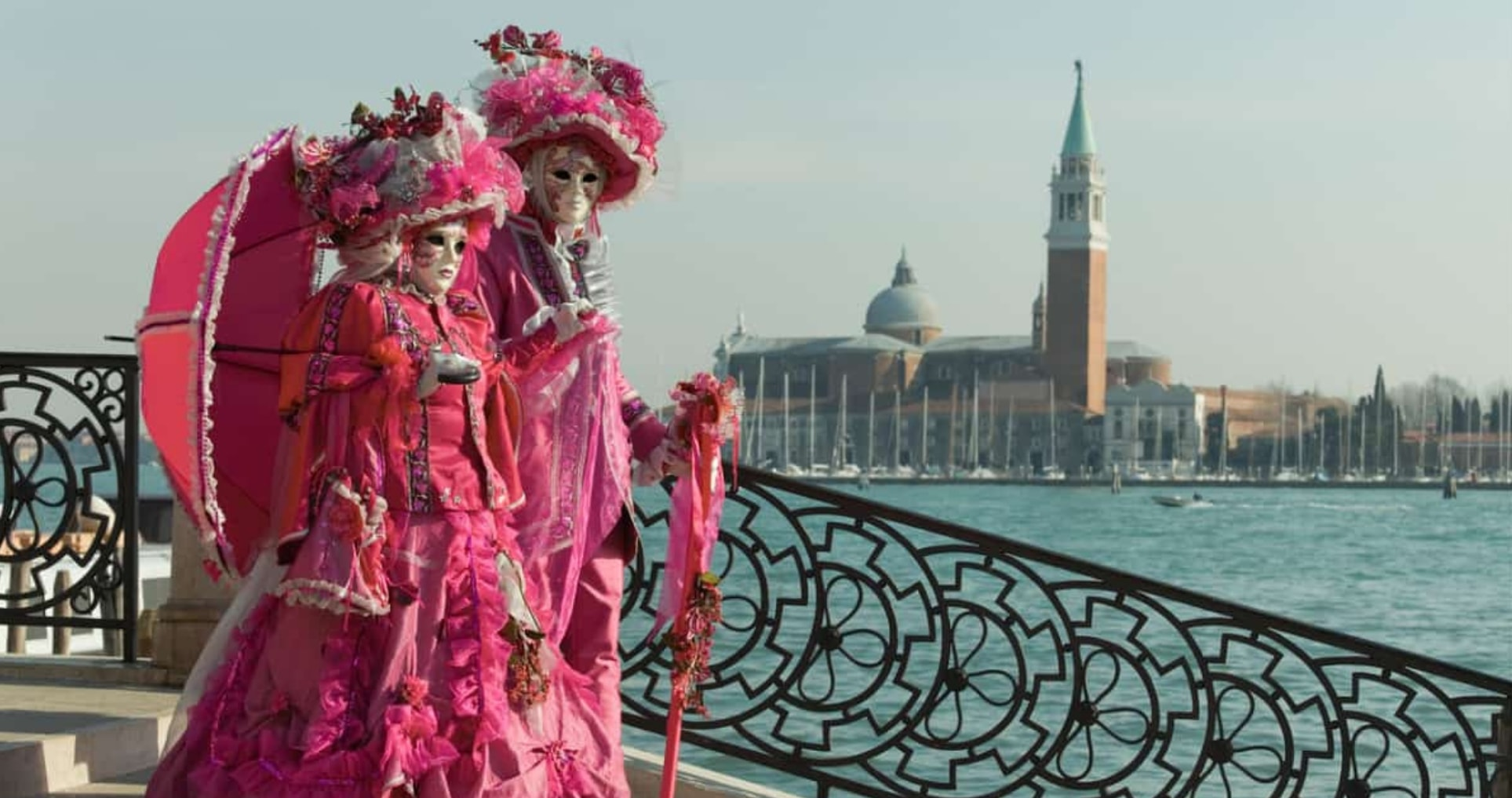 The Carnival of Venice 2019
