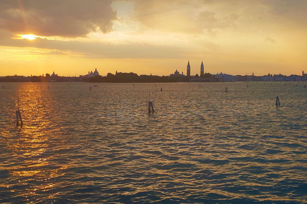 Tour Lagune de Venise