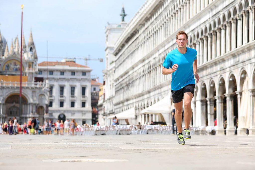 Run in Venice