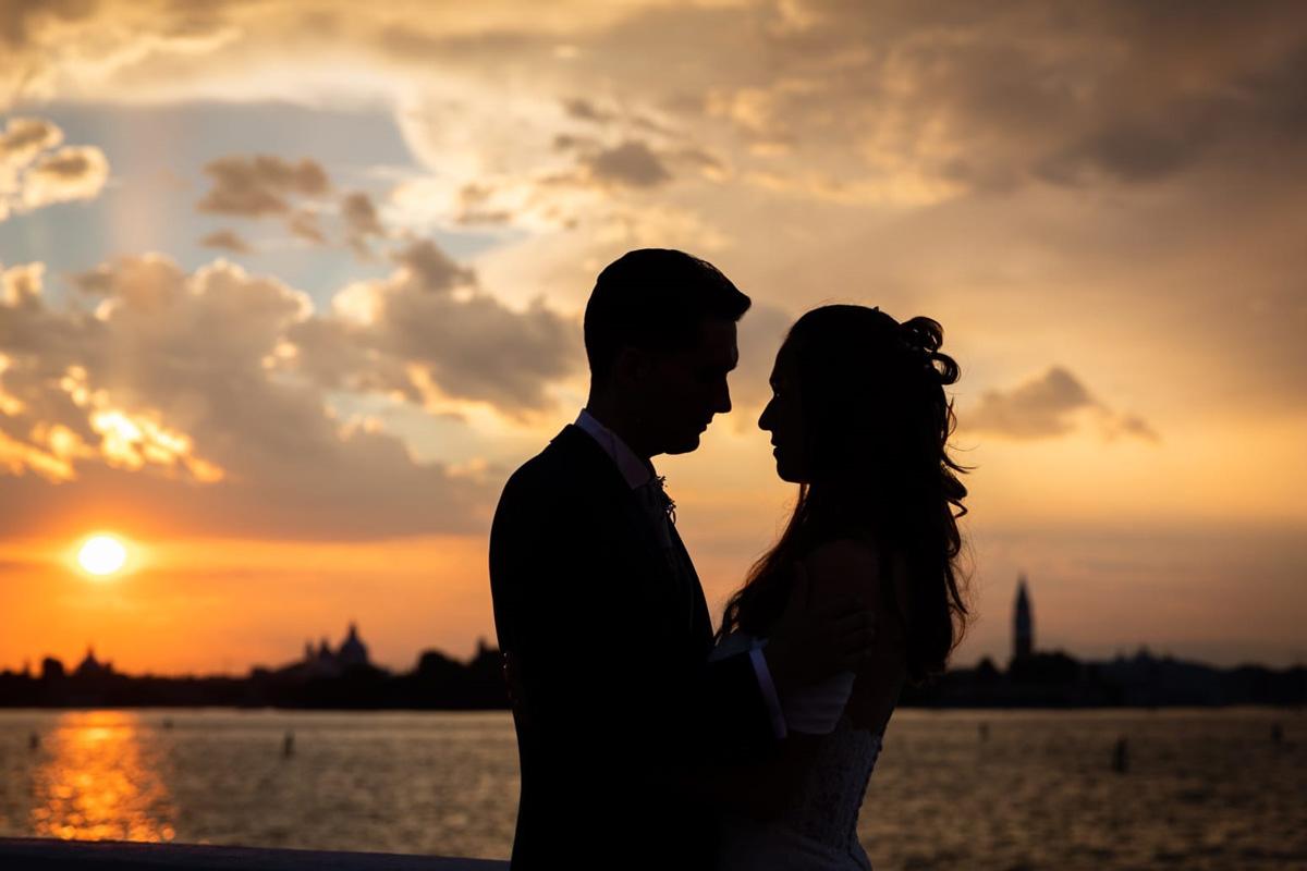 Romantique séjour à Venise