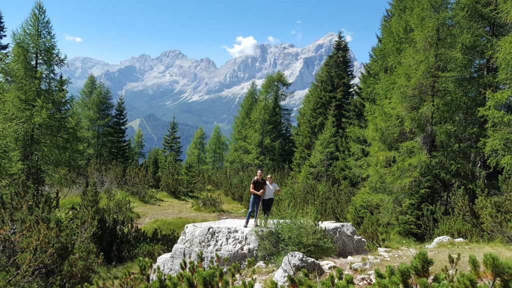 Organized Tour in the Dolomites