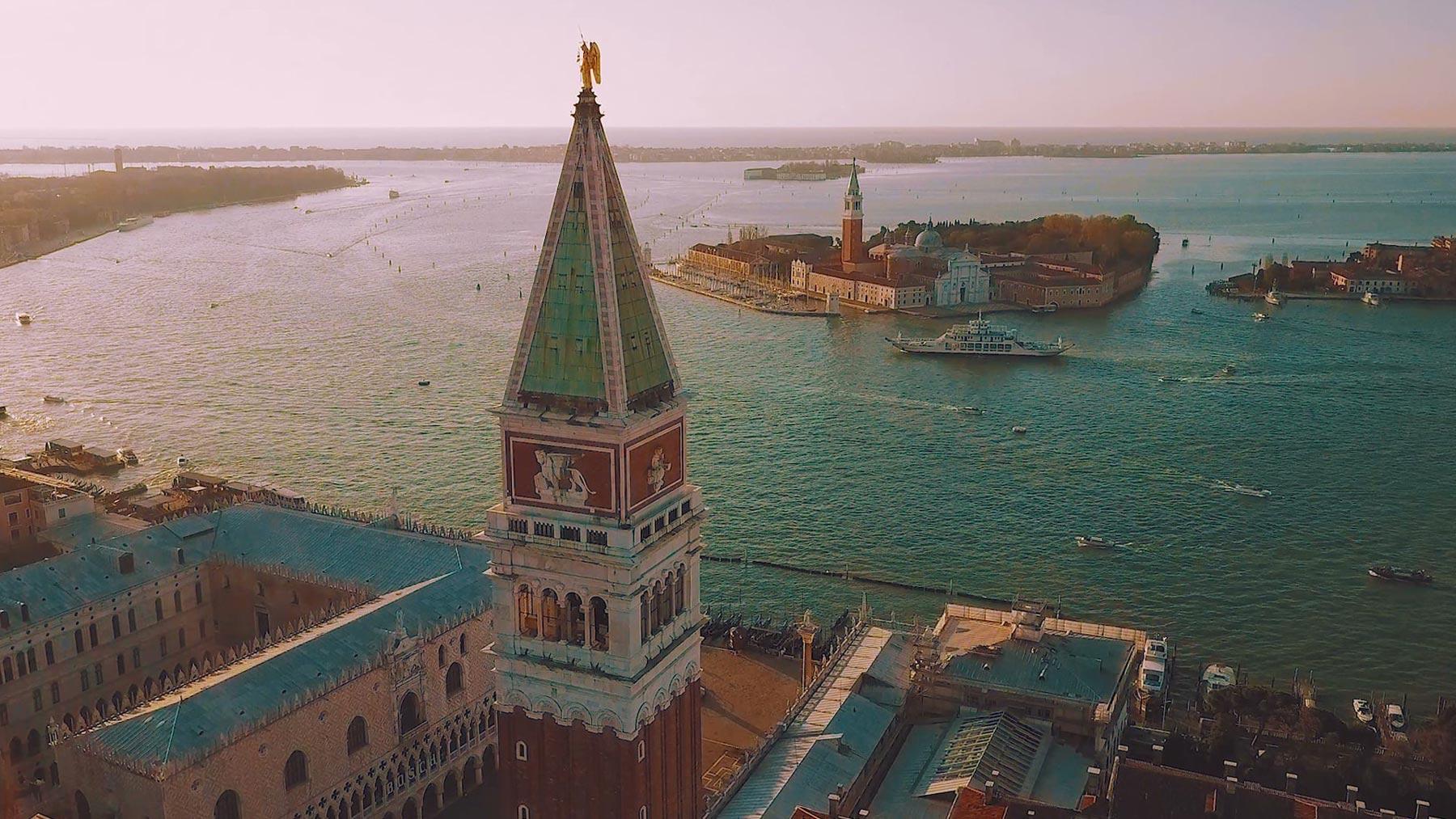 Benvenuti <br> all'Hotel Marte Venezia